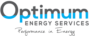 Optimum Energy Services Commercial LED Lighting Logo - Automotive Dealerships-Gas Stations-C-Store-Warehouses