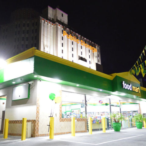 C-Store LED Lighting Optimum Energy Services